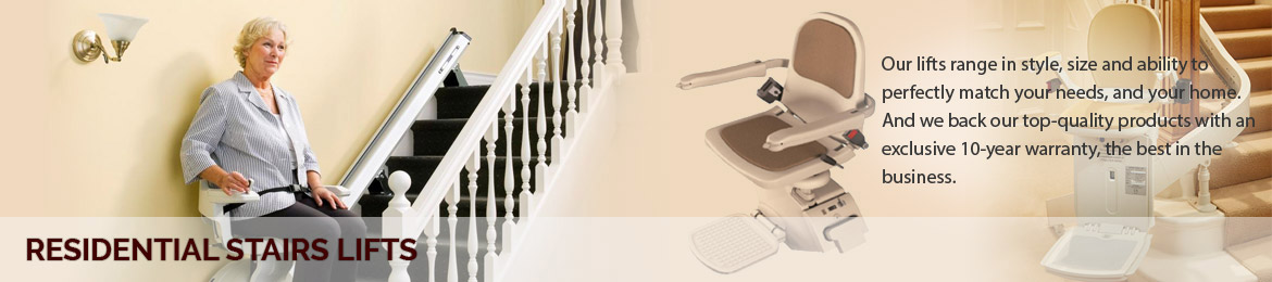 residential stair lifts