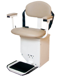 exterior stair lifts